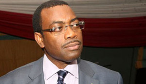 Dr. Adesina Akinwumi, Nigeria's Minister of Agriculture