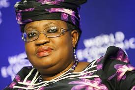 Okonjo Iweala, Nigeria's Minister of Finance and Coordinating Minister for the Economy
